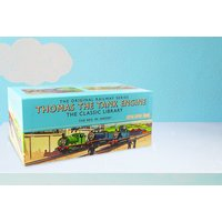 £29.99 instead of £207.74 for a Thomas the Tank Engine 70th anniversary 26-book collection from PCS Books Ltd  - save 86% - Thomas The Tank Engine Gifts