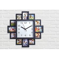£8.99 instead of £32.99 for a photo frame clock from Direct2Public Ltd - save 73%
