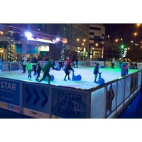 £6.50 for ice skating and skate hire for one child, £8 for an adult at StarCity Ice Rink, Birmingham! - Ice Skating Gifts