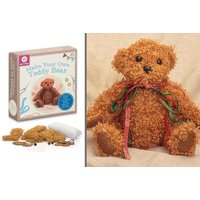 £4.99 instead of £13.32 (from Tobar) for a Make Your Own Teddy Bear set - save 63% - Make Your Own Gifts