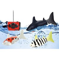 £12.99 instead of £39.99 (from Bobby Bargains) for a remote control underwater shark toy – save 68% - Remote Control Gifts