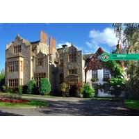 From £79 (at Salford Hall) for an overnight stay for two people with breakfast, early check in, late check out and cream tea, or from £129 for two nights - save up to 40% - Mulled Wine Gifts