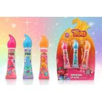 £2.99 for a Dreamworks Trolls lipgloss or nail polish set, or £4.99 for both from Ram Online LTD - save up to 40% - Lipgloss Gifts