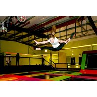 £12 for an activity day child or adult ticket including a trampoline park bounce session, game of bowling and either one game of laser quest or 90 minutes of rollerskating, or £39 for a family ticket at Planet Leisure, Newton Aycliffe - save up to 47% - Bowling Gifts