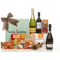 £29.99 instead of £67.07 (from San Jamon) for a prosecco, Spanish wine and chocolate hamper - save 55% - Spanish Gifts