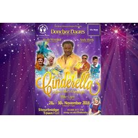 £6 instead of £10.70 for a ticket to see Cinderella on Friday 30th November at Stourbridge Town Hall - save 44% - 30th Gifts