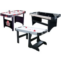 £49 instead of £109.99 (from Games and Fitness) for a 4ft air hockey table, £89 for a 5ft table, or £119 for a 6ft table - save up to 55% - Hockey Gifts