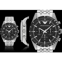 Get a watch built for sophistication with a men's Emporio Armani AR5988 watch! - Armani Gifts