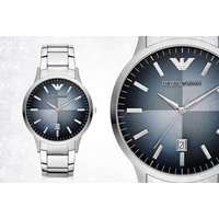 Time to check out this deal for an Emporio Armani Silvertone AR2472! - Armani Gifts