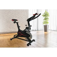 Let's get fit at home with your very own 9kg exercise spin bike! - Games Gifts