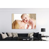 This time it's personal! Check out our personalised A1 canvas print deal now! - Personal Gifts