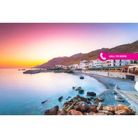 a sevennight allinclusive Crete holiday with return flights  save up to 51%