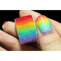 £2.99 (from Forever Cosmetics) for a ten-piece nail art sponge stamp set! - Nail Art Gifts
