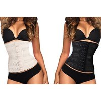 £8.99 instead of £29.99 for a waist training corset - choose from two colours from Boni Caro - save 70% - Corset Gifts