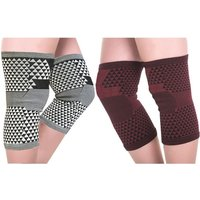 From £5.99 for one or two (£8.99) injury and arthritis knee support bands from Boni Caro - save up to 54% - Bands Gifts