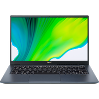 Acer Swift 3X Ultra-thin Laptop | SF314-510G | Blue