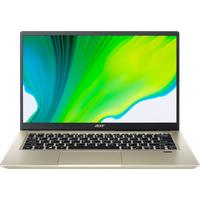 Acer Swift 3X Ultra-thin Laptop   SF314-510G   Gold