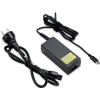 Acer 45W Type-C Adaptador, Cable de alimentación de la EU