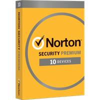 Norton Security Premium NSBU (10 device) 36 months*