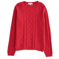 Cable Knit Codie Pullover