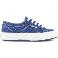2750 Polka Dot Lace-Up Trainers