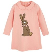 Rabbit Peter Pan Collar Dress