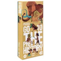 Go To The Prehistory Puzzle