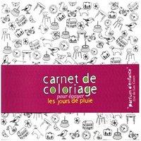 Smells of Childhood colouring set