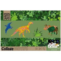 Colouring book - In the land ofthe dinosaurs