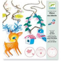 Make your own jewelry the foal and the bird - plastic magic