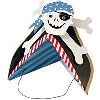 Pirate Hat - Set de 8