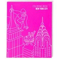 New York City - Colouring Book