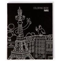 Paris - Colouring Book