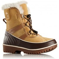 Fur-Lined Waterproof Leather Youth Tivoli Boots