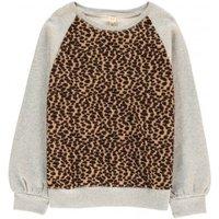 Bella Leopard Sweatshirt