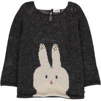 Rabbit Alpaca Wool Baby Jumper