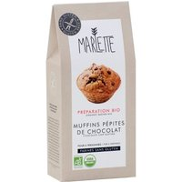 Gluten Free Organic Chocolate Chip Muffin Mix