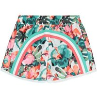 Julia Tropical Flower Swimshorts