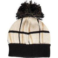 Se Tenir A Carreau Pompom Hat