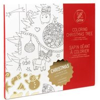 Christmas Giant Colouring Poster