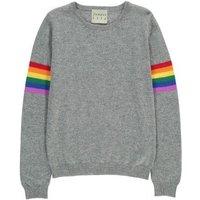 Rainbow Striple Jumper