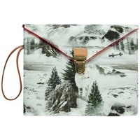 Forest iPad Pouch