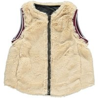 Lolah Faux Fur Reversible Jacket