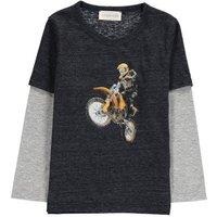 Motorbike 2-in-1 T-Shirt