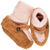 Baby Alpaca Wool Slipper Socks