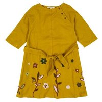 Belsay Embroidered Flower Dress