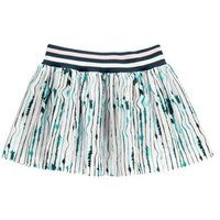 Around The Issue Striped Skirt