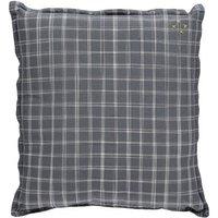 Ikat Small Checked Cushion
