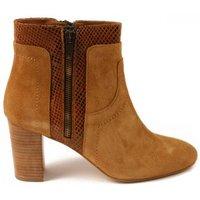 Rafiki Suede Heeled Boots