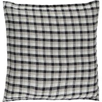 Ecolier Washed Linen Cushion Cover